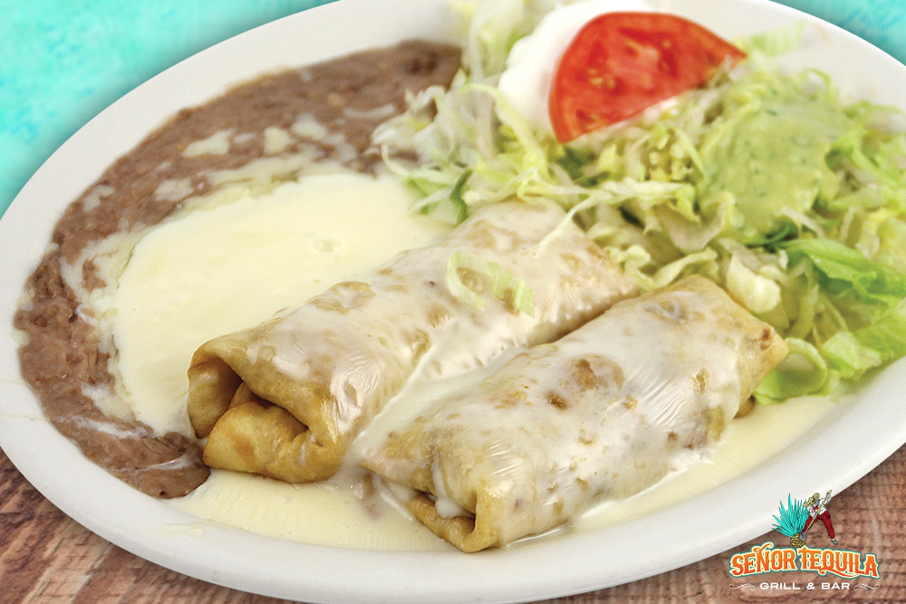 Soft or Fried Chimichanga