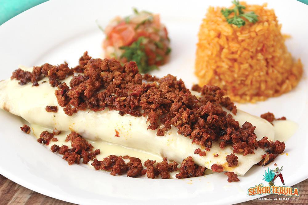El V's Burrito